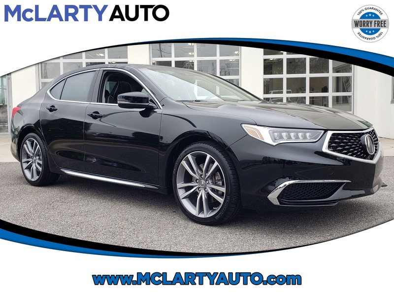 Pre-Owned 2020 Acura TLX 3.5L FWD W/TECHNOLOGY PKG