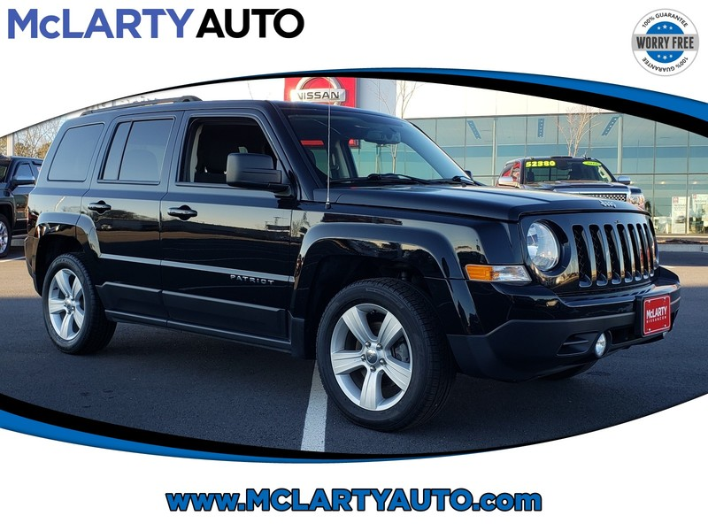 Pre-Owned 2017 JEEP PATRIOT LATITUDE FWD