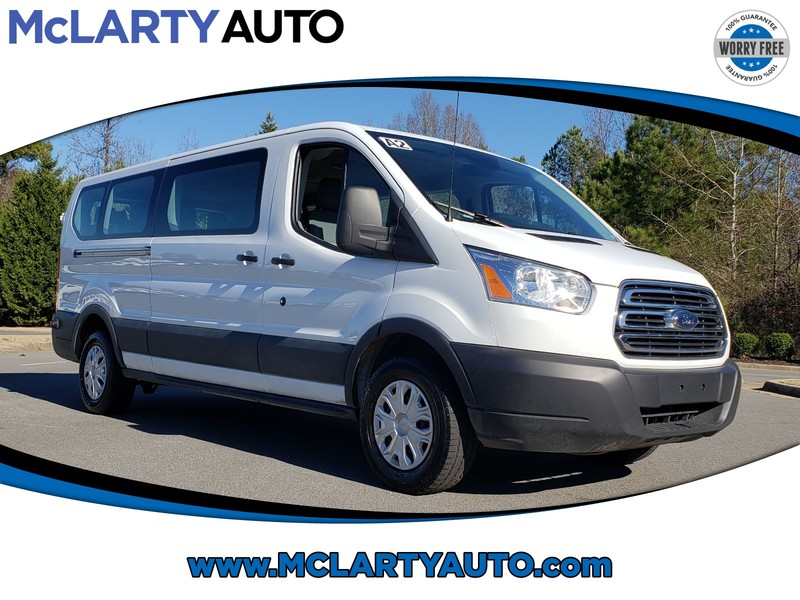 Pre-Owned 2019 FORD TRANSIT PASSENGER WAGON T-350 148