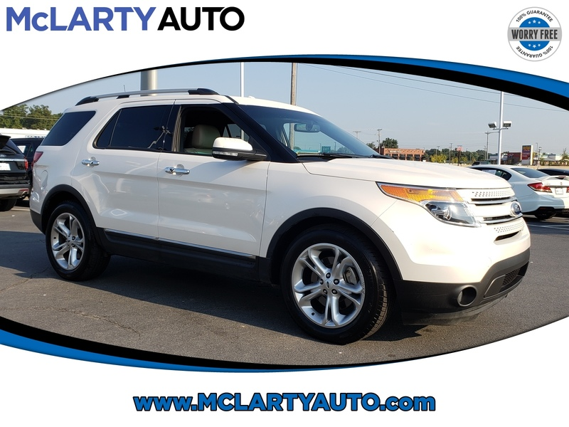 Pre-Owned 2015 FORD EXPLORER FWD 4DR LIMITED