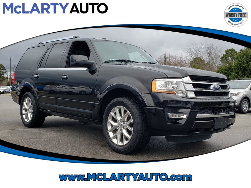Pre-Owned 2017 FORD EXPEDITION LIMITED 4X4