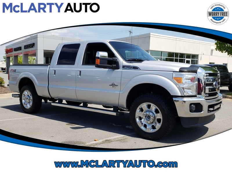 Pre-Owned 2014 FORD F-250 SUPER DUTY SRW LARIAT