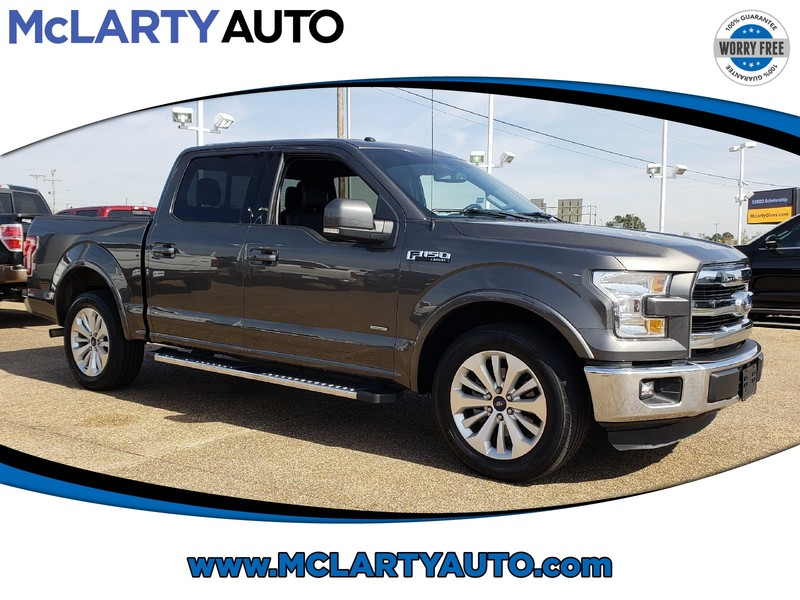 Pre-Owned 2016 FORD F-150 2WD SUPERCREW 145 LARIAT
