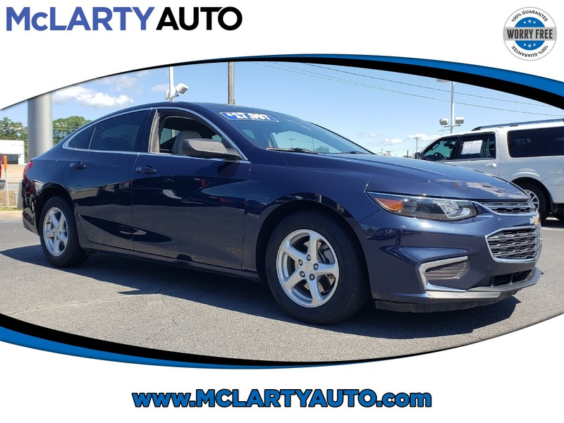 Pre-Owned 2018 CHEVROLET MALIBU 4DR SDN LS