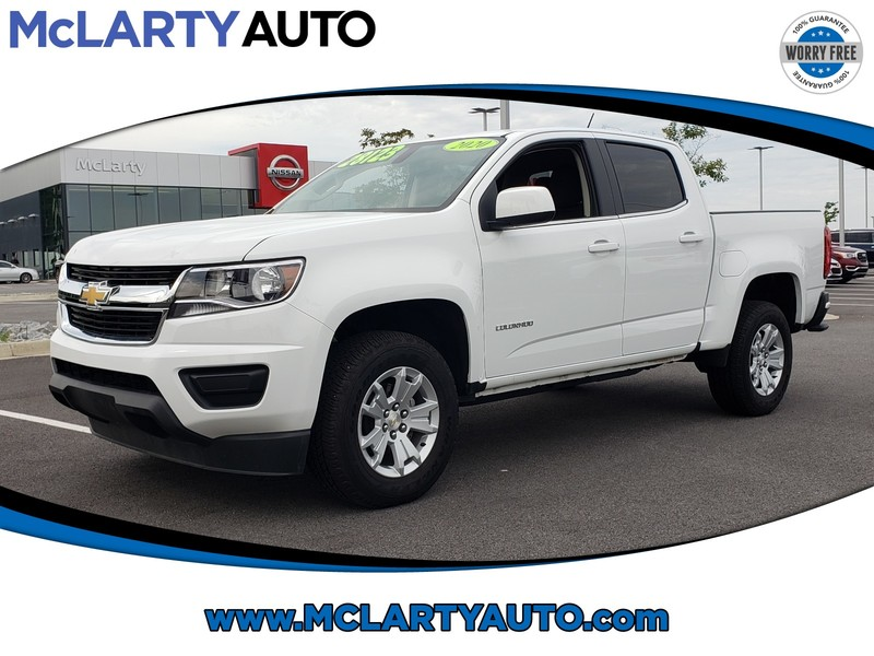 Pre-Owned 2020 CHEVROLET COLORADO 2WD CREW CAB 128