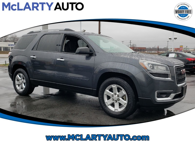 Pre-Owned 2013 GMC ACADIA FWD 4DR SLE