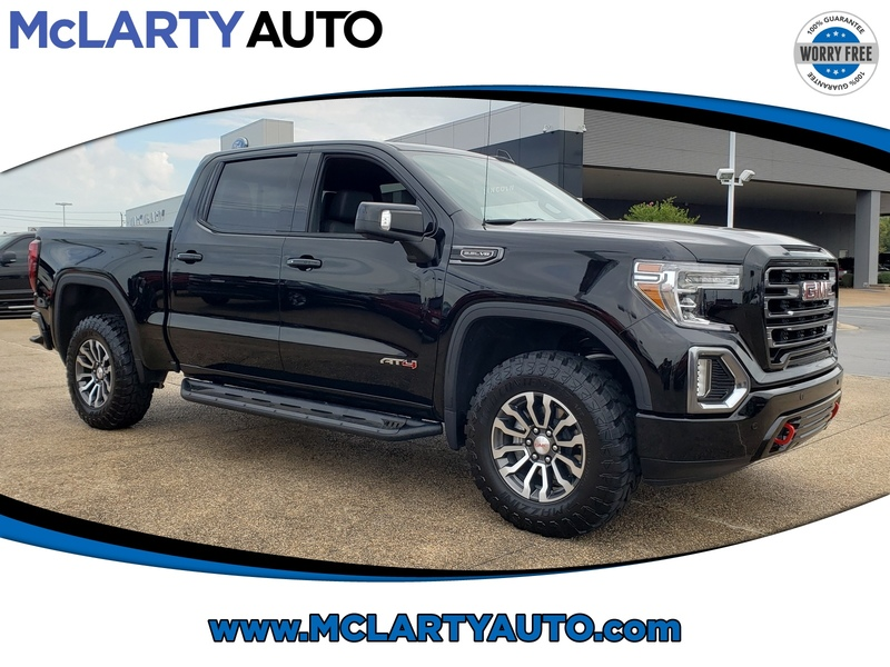 Pre-Owned 2019 GMC SIERRA 1500 4WD CREW CAB 147 AT4