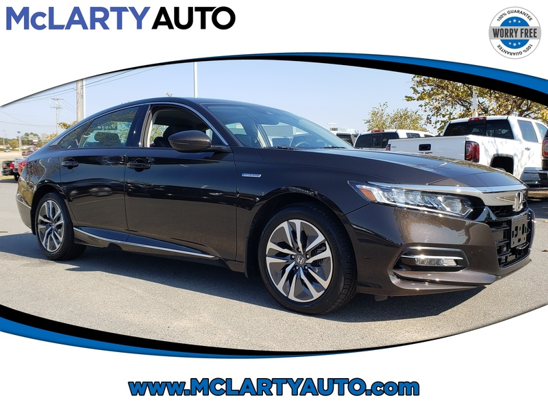 Pre-Owned 2018 Honda ACCORD HYBRID HYBRID