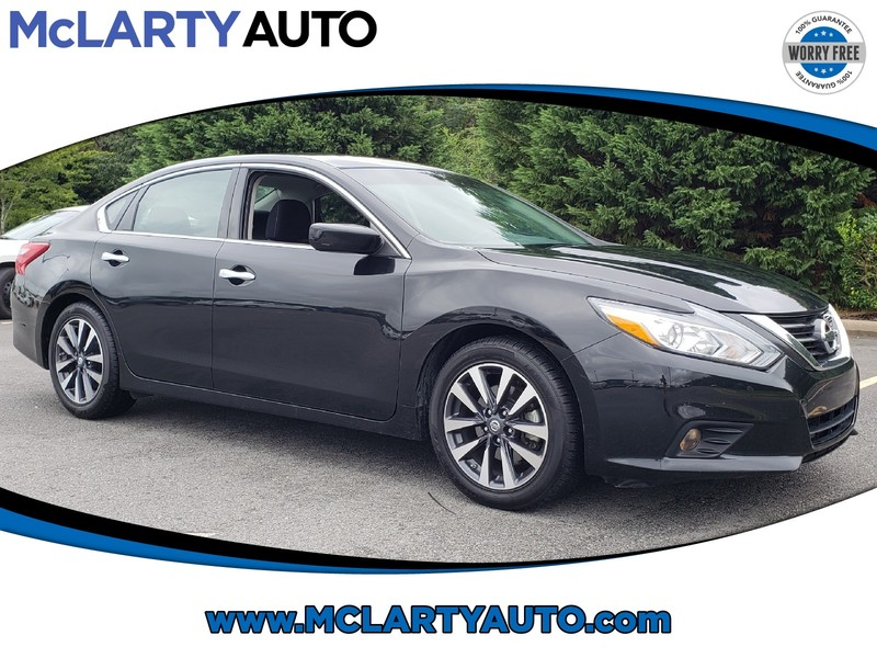 Pre Owned 2017 NISSAN ALTIMA 2.5 SV SEDAN