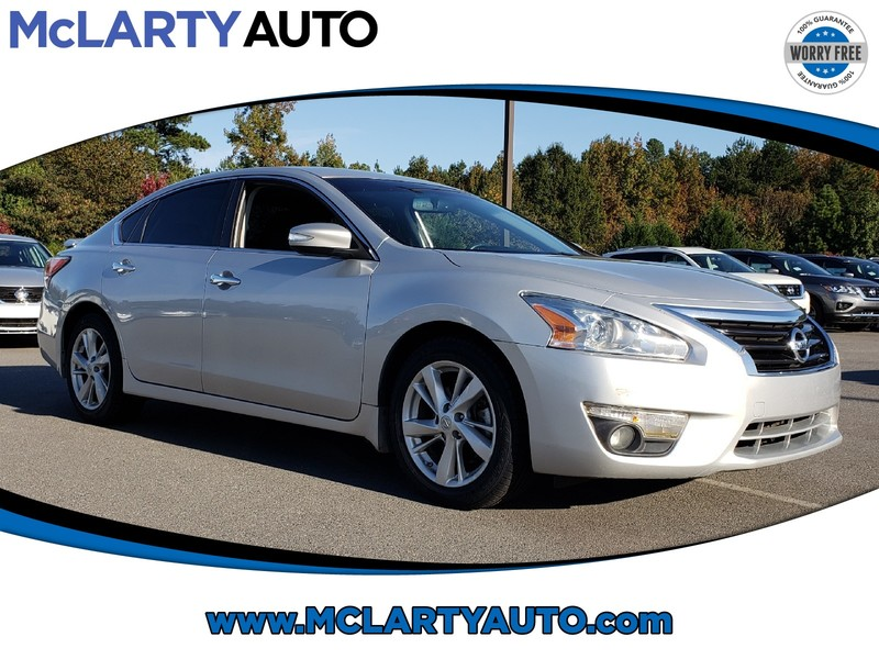 Pre Owned 2015 NISSAN ALTIMA 4DR SDN I4 2.5 SV
