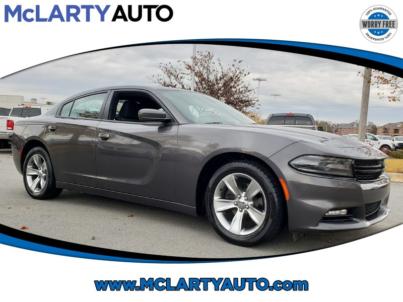 Pre Owned 2017 Dodge Charger Sxt Rwd Sedan In North Little Rock