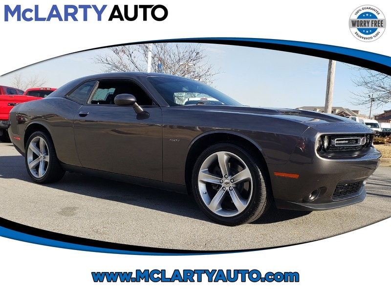 Pre-Owned 2017 DODGE CHALLENGER R/T COUPE