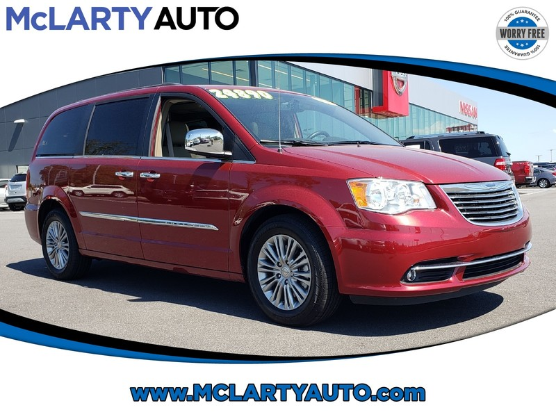 Pre-Owned 2016 CHRYSLER TOWN & COUNTRY 4DR WGN TOURING-L ANNIVERSARY EDITION