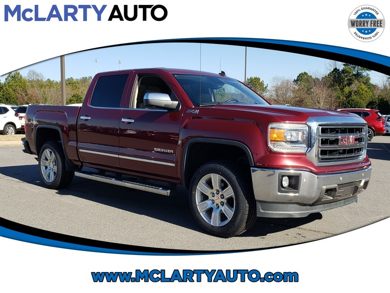 Pre-Owned 2014 GMC SIERRA 1500 4WD CREW CAB 143.5