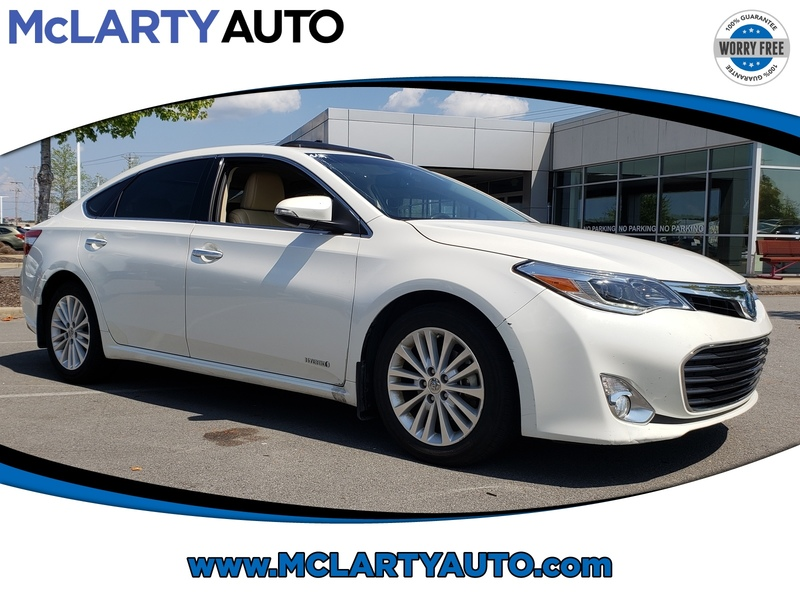Pre-Owned 2013 TOYOTA AVALON HYBRID 4DR SDN LIMITED