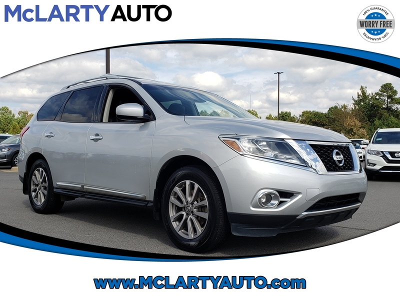 Pre-Owned 2014 NISSAN PATHFINDER 2WD 4DR SL
