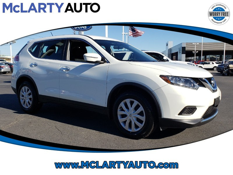 Pre-Owned 2015 NISSAN ROGUE FWD 4DR S