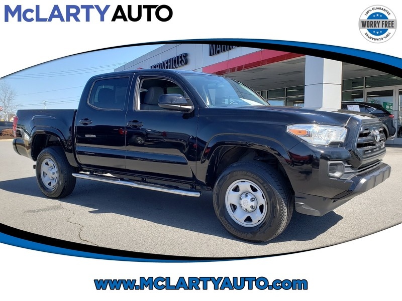 Pre Owned 2017 Toyota Tacoma Sr Double Cab 5 Bed I4 4x2 At Double