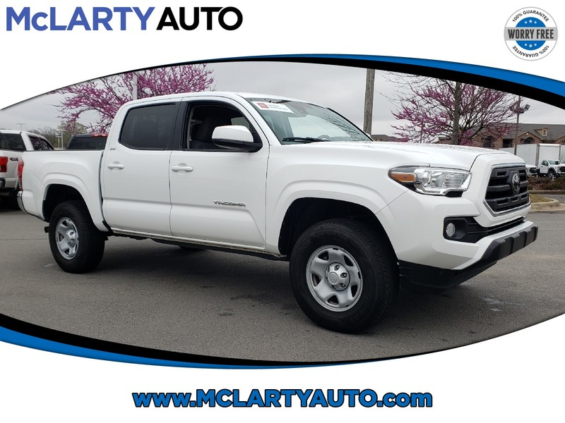 Pre-Owned 2019 TOYOTA TACOMA SR5 DOUBLE CAB 5' BED I4 AT