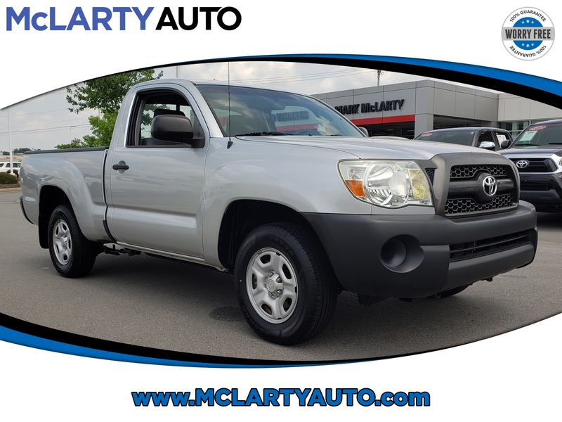 Pre-Owned 2011 TOYOTA TACOMA 2WD REG I4 AT