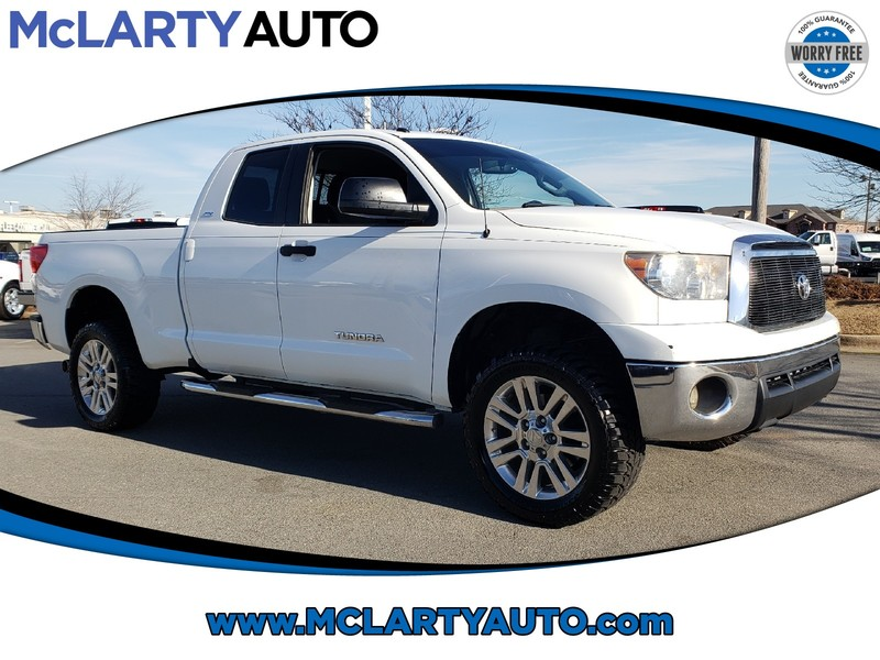 Pre-Owned 2013 TOYOTA TUNDRA 4.6L V8 6-SPD AT SR5