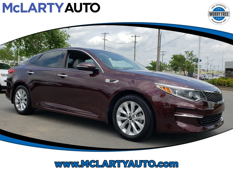 Pre-Owned 2016 KIA OPTIMA 4DR SDN EX