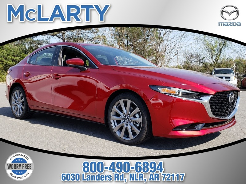 New 2019 MAZDA Mazda3 AWD W/SELECT PKG