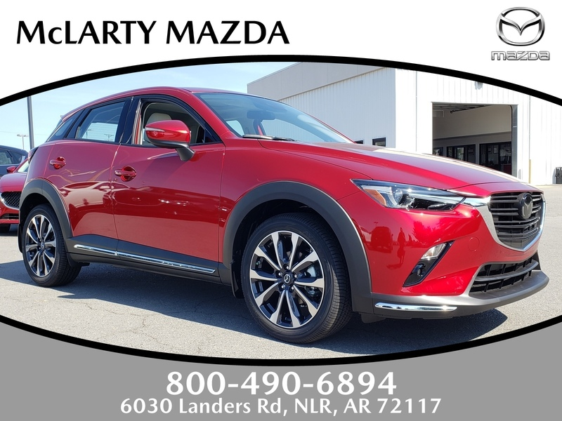 New 2019 MAZDA CX-3 GRAND TOURING FWD