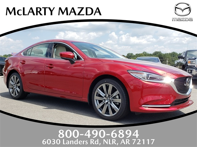 New 2019 MAZDA Mazda6 GRAND TOURING RESERVE AUTO