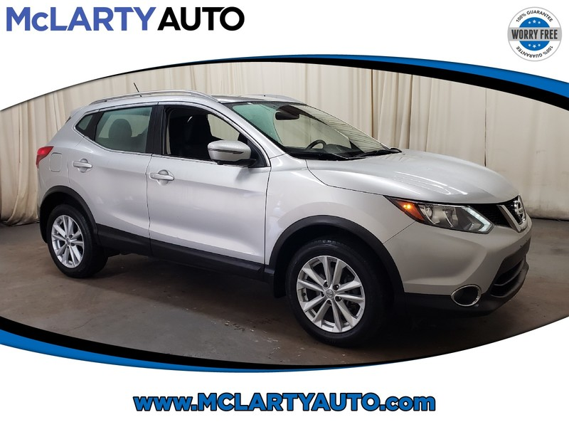 Pre-Owned 2017 NISSAN ROGUE SPORT SPORT/TECHNOLOGY