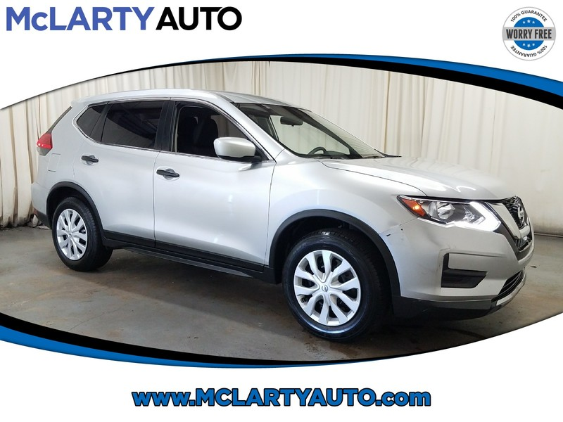 Pre-Owned 2017 NISSAN ROGUE S Sport Utility in North Little Rock ...