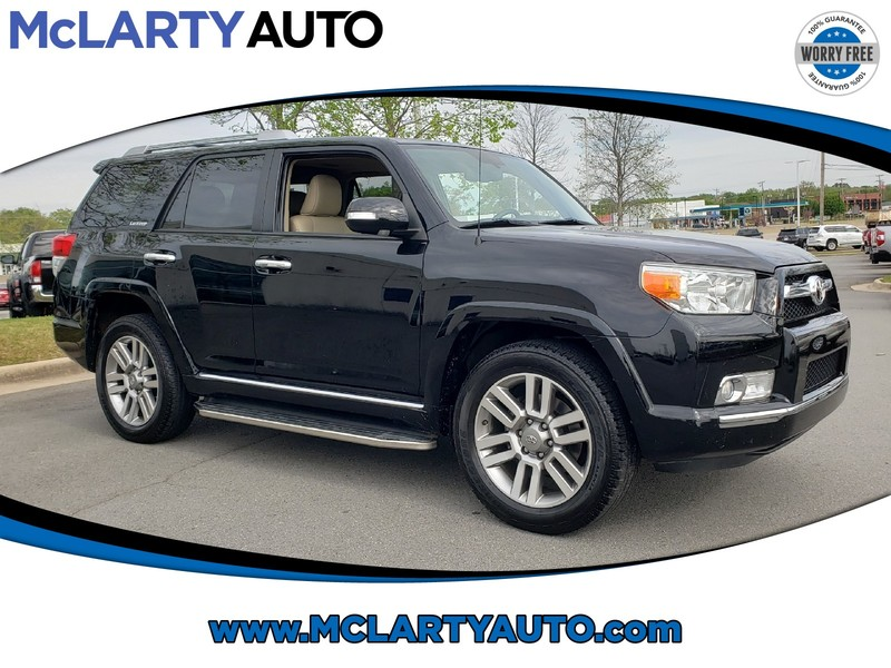 Pre-Owned 2012 TOYOTA 4RUNNER RWD 4DR V6 LIMITED