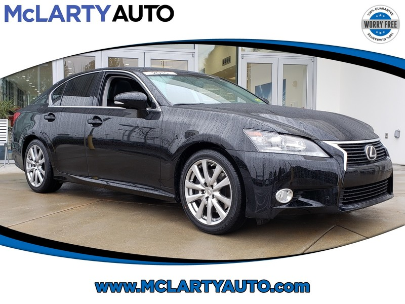Pre-Owned 2015 LEXUS GS350 4DR SDN RWD