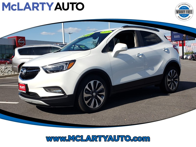 Pre-Owned 2019 BUICK ENCORE FWD 4DR ESSENCE