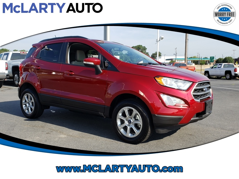 Pre-Owned 2018 FORD ECOSPORT SE 4WD