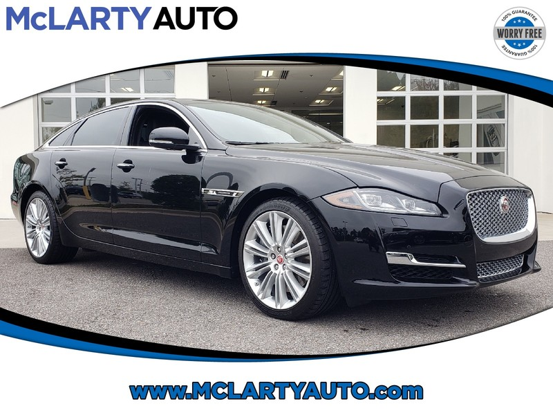 Pre-Owned 2016 JAGUAR XJ 4DR SDN XJL SUPERCHARGED RWD