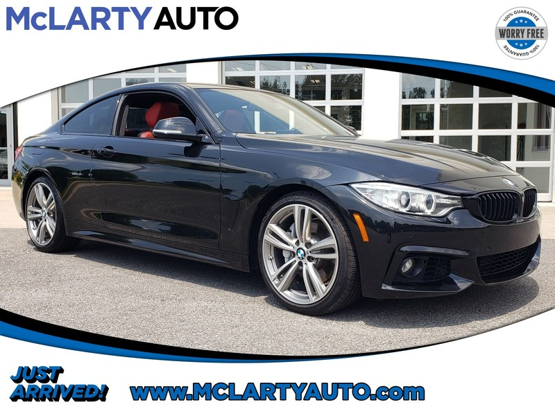 Pre-Owned 2017 BMW 4 SERIES 440I COUPE