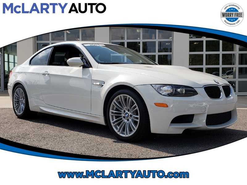 Pre-Owned 2011 BMW M3 2DR CPE