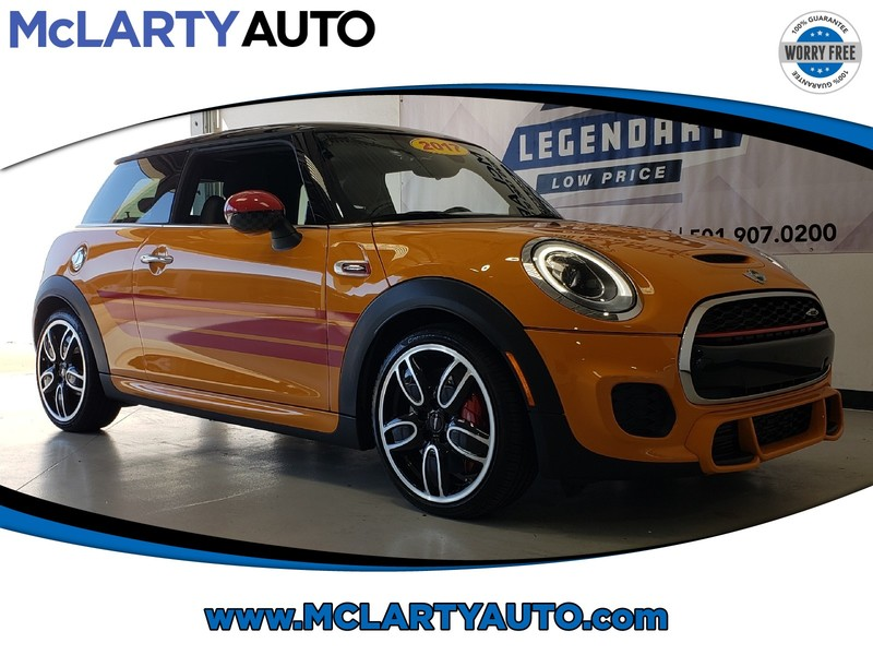 Pre-Owned 2017 MINI HARDTOP 2 DOOR JOHN COOPER WORKS FWD