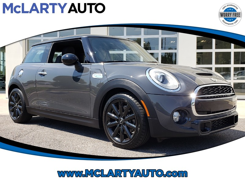 Pre-Owned 2016 MINI COOPER 2DR HB S