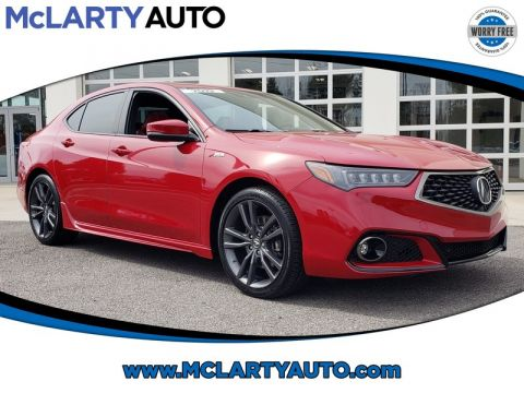 Pre-Owned 2019 Acura TLX 3.5L FWD W/A-SPEC PKG