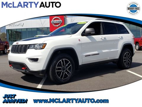 Pre-Owned 2019 JEEP GRAND CHEROKEE TRAILHAWK 4X4