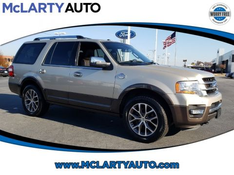 Pre-Owned 2017 FORD EXPEDITION KING RANCH 4X4
