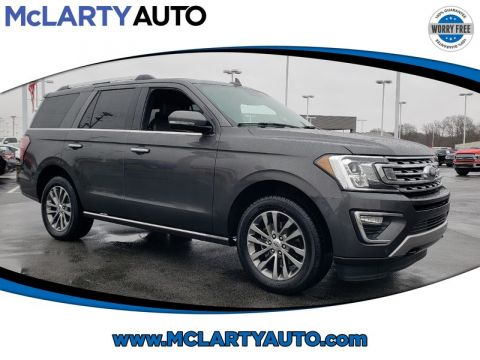 Pre-Owned 2018 FORD EXPEDITION LIMITED 4X4