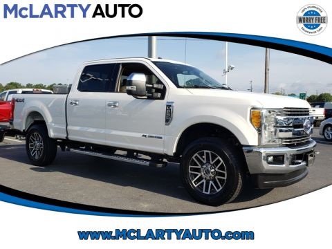 Pre-Owned 2017 FORD F-250 SUPER DUTY SRW LARIAT