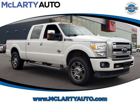 Pre-Owned 2016 FORD F-250 SUPER DUTY SRW