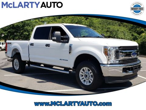 Pre-Owned 2018 FORD F-250 SUPER DUTY SRW