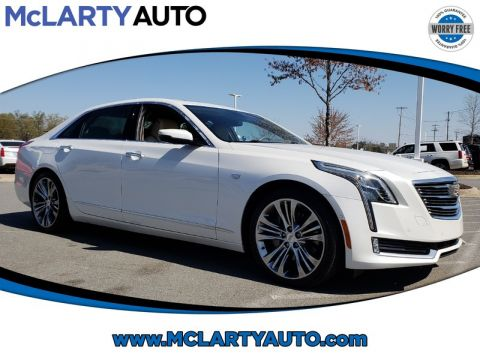 Pre-Owned 2016 CADILLAC CT6 SEDAN 4DR SDN 3.0L TURBO PLATINUM AWD