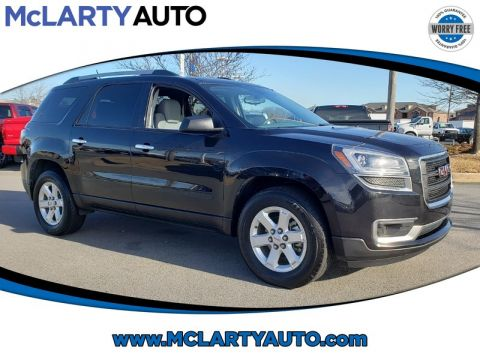 Pre-Owned 2015 GMC ACADIA FWD 4DR SLE