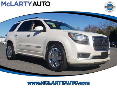Pre-Owned 2013 GMC ACADIA FWD 4DR DENALI